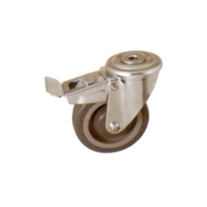 STAR ROLLEN -swivel brake TPU