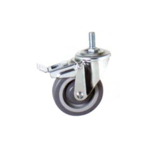 STAR ROLLEN -swivel brake thread TPU